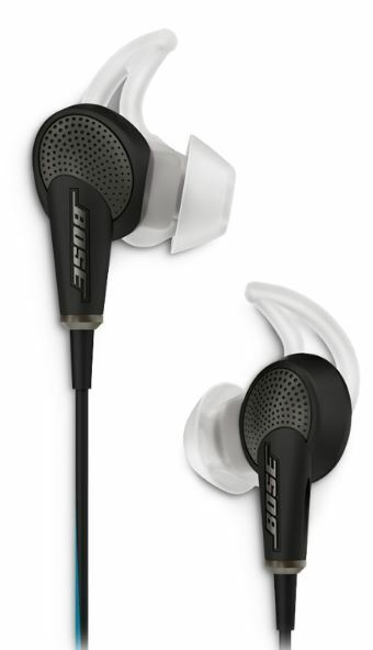 Headphones - Bose QuietComfort® 20 Acoustic Noise Cancelling® headphones - Factory Renewed