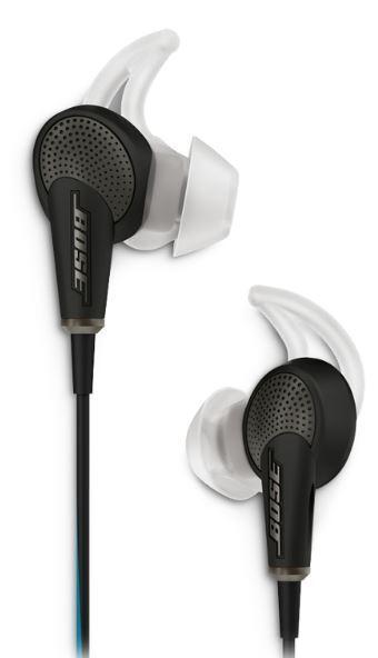 Headphones - Bose QuietComfort® 20 Acoustic Noise Cancelling® headphones - Factory Renewed