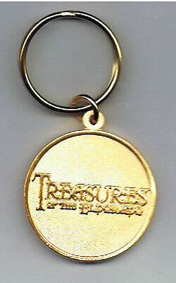 Treasures Of The Eldorado Casino Resort Advertising Keychain Reno Nevada Gaming