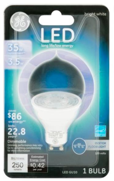 GE MR16 LED Floodlight Light Bulb
