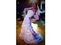 Ronald Joyce - Victoria Jane designer wedding dress rrp £1200