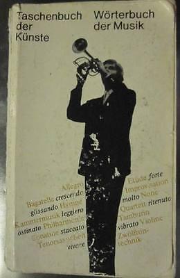 Hirsch, Ferdinand - Wörterbuch der Musik. Taschenbuch der Künste