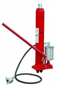 8-Ton Air/Hydraulic Long Stroke Ram Jack Beenleigh Logan Area Preview