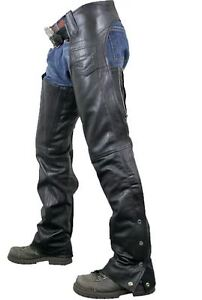 Just In...Leather Riding Chaps