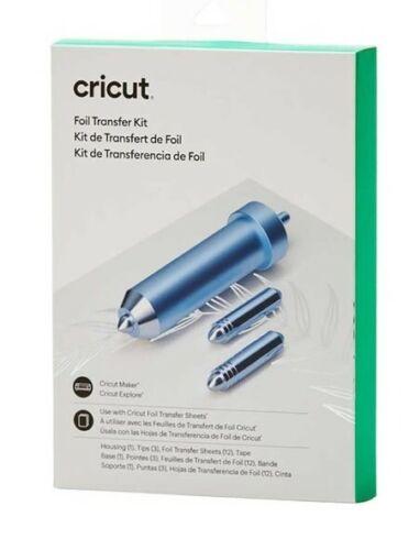 Cricut Foil Transfer Kit, For Cricut Maker & Explore Machines *New Sealed Box*
