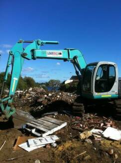DEMOLITION SERVICES - brick houses - cheap quotes West Perth Perth City Preview