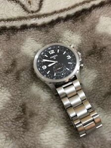 Fossil Q Nate Smartwatch Like New