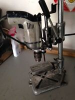 Drill Press without drill in picture