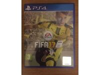 FIFA 17 PS4 Near Mint Condition!
