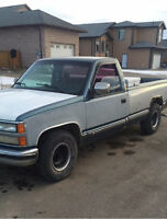 1990 chevy 2wd pickup