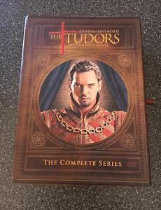 The Tudors DVD box set Maida Vale Kalamunda Area Preview