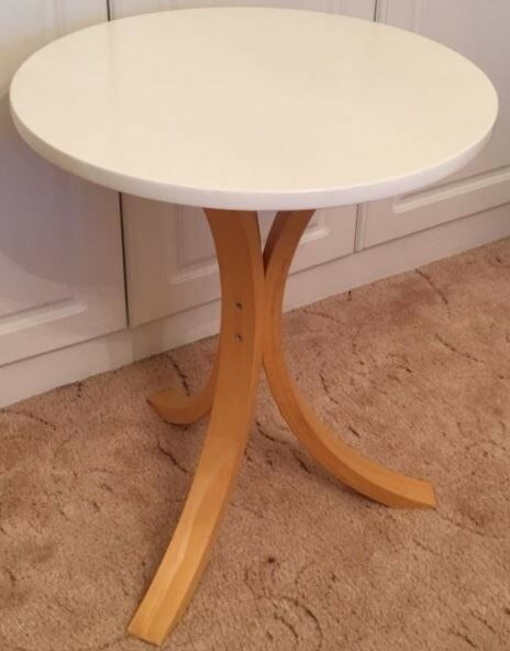 Small Ikea Side Lamp Table Free Delivery 630