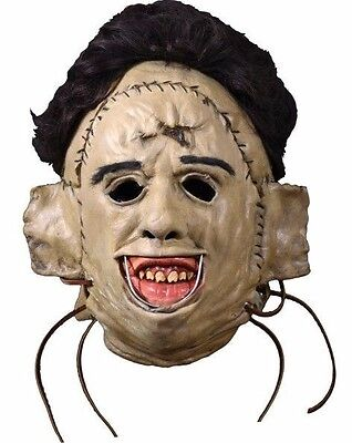 Leatherface Killing Mask Texas Chainsaw Massacre 1974 Trick or Treat Studios New - Leatherface Mask