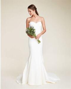 Nicole Miller Dakota Wedding dress - never worn - sample size