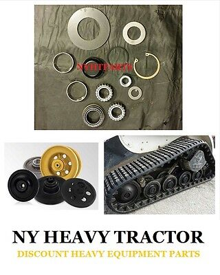 0702-253 0702-057 Bogie Middle Wheel Kit For Asv Rc50 Rc60 Sc50 Terex 0702253