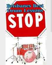 Childrens drum lessons Ascot Brisbane North East Preview