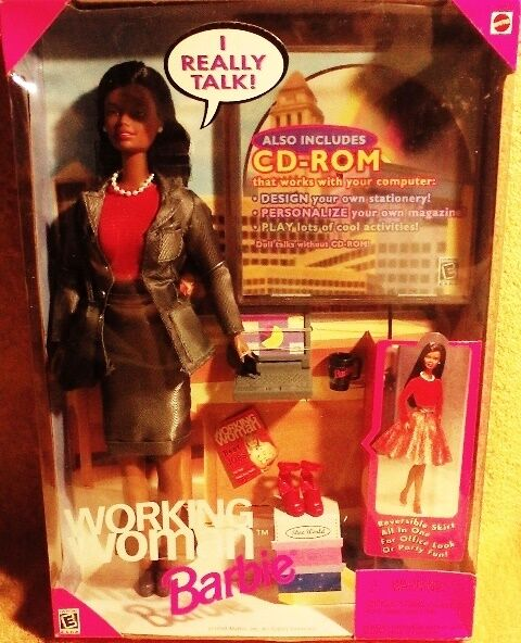 Barbie Working Woman Collectible in original unopened box MPN 074299 205491