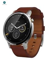 Motorola Moto 360 46mm Smartwatch with Heart Rate Monitor - Cogn