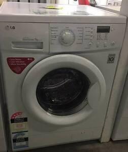 LG 7 kg front loader washing machine/3 Months Warranty  C109 Coopers Plains Brisbane South West Preview