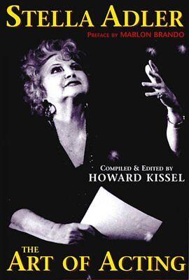 Stella Adler : The Art of Acting, Hardcover by Adler, Stella; Brando, Marlon ...
