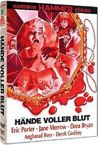 Hammer-Edicion-MANOS-COMPLETO-SANGRE-Hands-Of-Jack-The-Ripper-1971-DVD-Hardbox-B