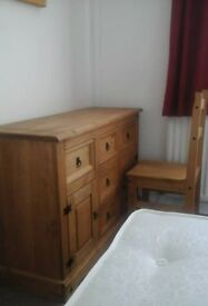 Room to rent in house in Ferryhill. £56pw. NO Bills or Council Tax. DSS Considered.