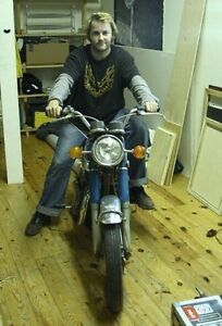 1970 Honda CB350 works great, unrestored, driver condition Peterborough Peterborough Area image 2