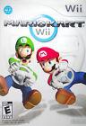 Nintendo Wii Mario Kart Boxing Video Games