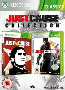 Just Cause + Just Cause 2 Collection (Classics) [Xbox 360]