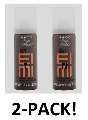 Wella Professionals EiMi Root Shoot Precise Root Mousse - 1.5 oz. Travel 2-PACK!