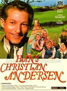 Hans Christian Andersen (1952) - Danny Kaye - NEW DVD