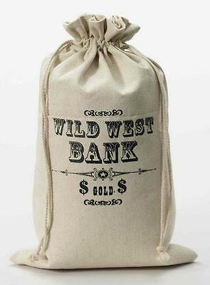 Cop And Robber Costume (Wild West or Cops and Robbers Money Bag Costume)
