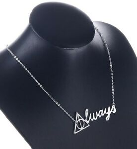 "Brand New Harry Potter Necklace - ""Always"" Kitchener / Waterloo Kitchener Area image 1"