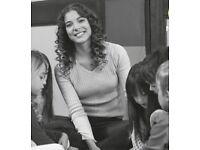 BARCELONA - TEACH ENGLISH TO SPANISH CHILDREN