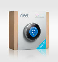 Nest Thermostat (2nd Gen - Brand New)
