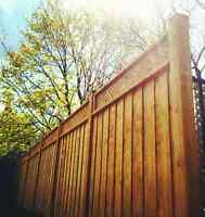 FENCES, DECKS, and BUDGET FRIENDLY REPAIRS - Anchor Construction