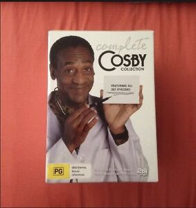 Complete Cosby Collection DVD Box Set (26 Discs) Berwick Casey Area Preview
