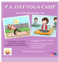 P A day camp