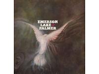 ROCK Vinyl Records Music LPs–King Crimson, Van der Graaf, America & more. List in pictures(List 1-2)
