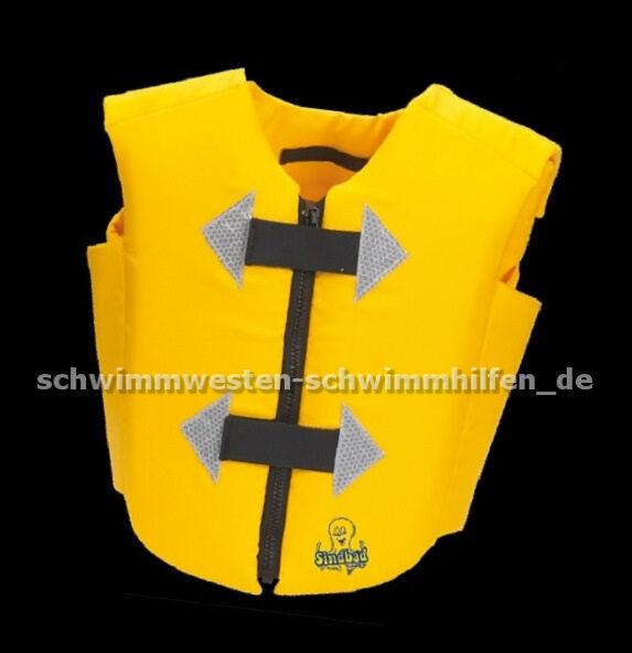 Sonderartikel SINDBAD® 2-7 J. neu TÜV Schwimmweste Schwimmhilfe Schwimmlernhilfe
