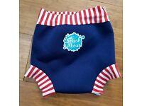 Splash about swim nappy pants size large