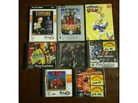 PS/PC CD ROM RARE GAMES!!!