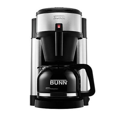 Best Bunn 10-Cup Stainless Steel Velocity Brew Home Brewer,Quick Brewing Brewers