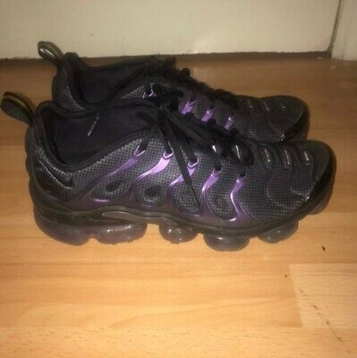 Nike Air Vapormax Plus Size 10 Black/purple
