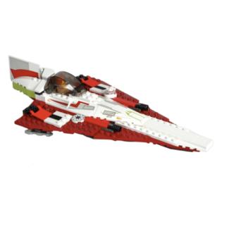 Lego Jedi Starfighter (#7143)