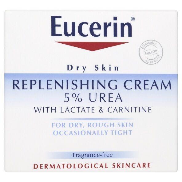 EUCERIN REPLENISHING CREAM - 75ML