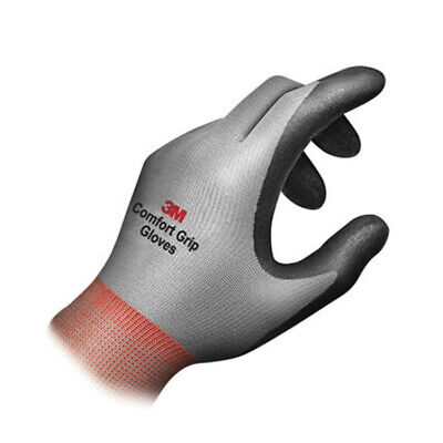2 X 3m Comfort Grip Gloves Nitrile Foam Coat General Use Safety Work Mechanic