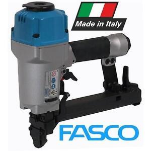 NEW FASCO F45C WIDE CROWN STAPLER F45C CF 9-15 SS (CT) - AIR DRIVEN FASTENING TOOLS 104907994