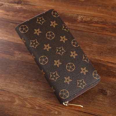 New Fashion Lady Women  Clutch Wallet Long Card Holder Case Purse Handbag