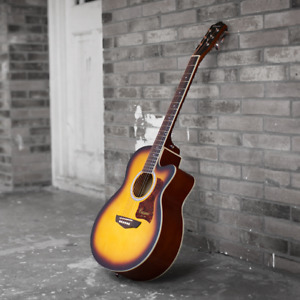 1/2 price on FULL SIZE ACOUSTIC GUITAR